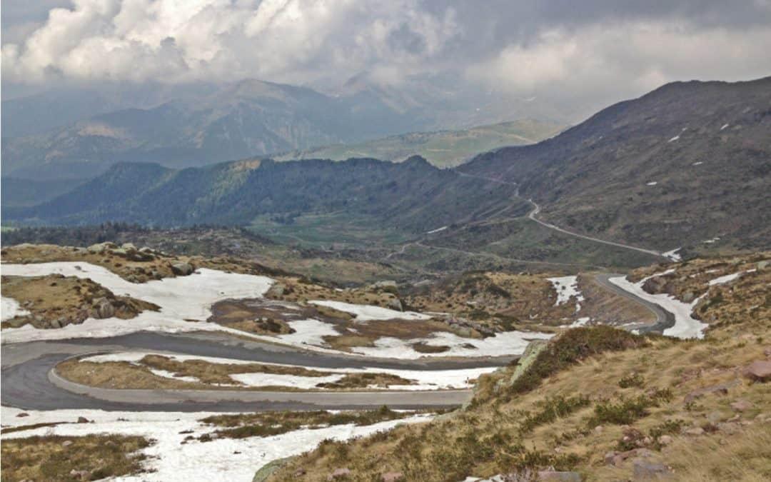 Passo di Crocedomini e lago d'Idro