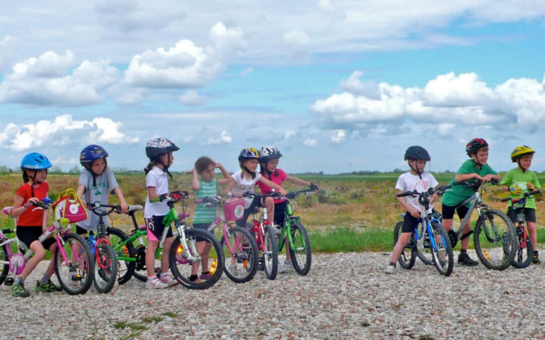 Corsi MTB per bambini: ripartiamo in sicurezza