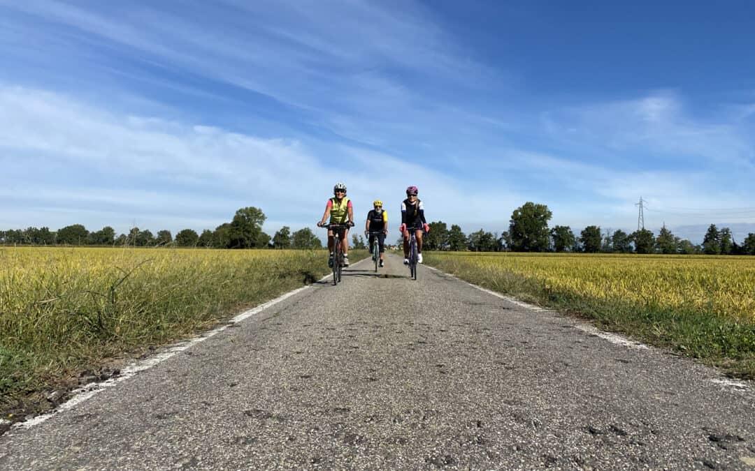 A Ritmo d'Acque: Navigli cycle touring