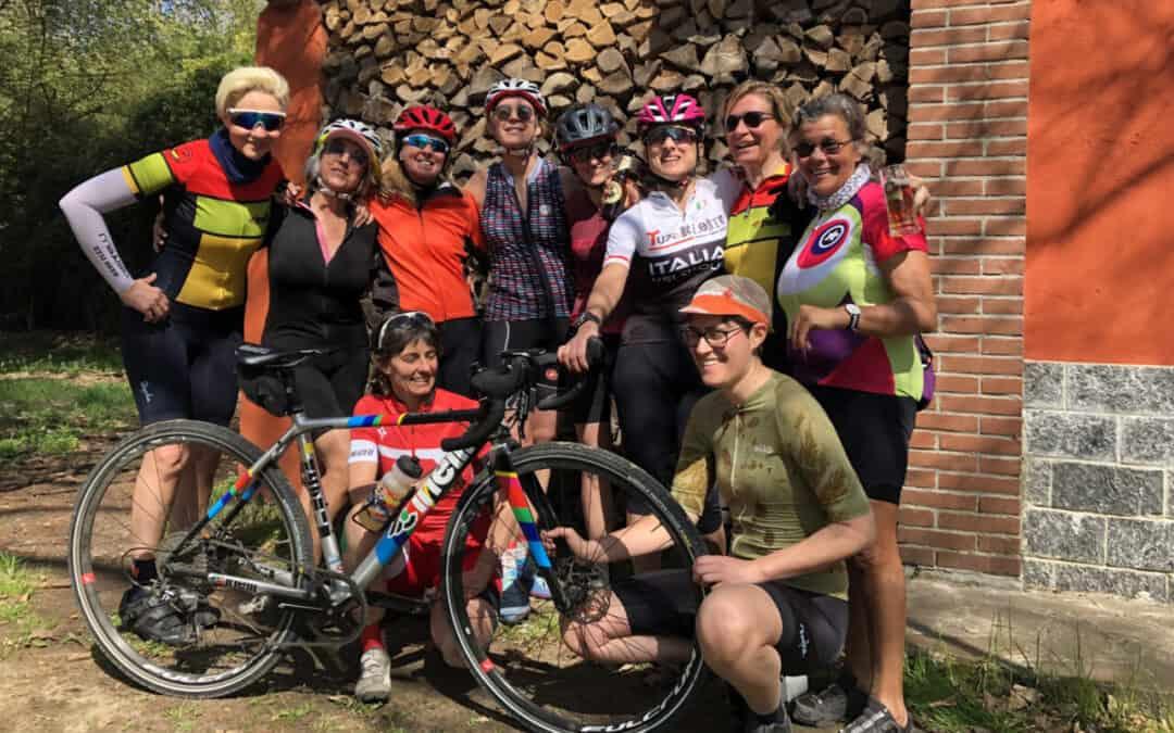 8 marzo: bicicletta, sostantivo femminile