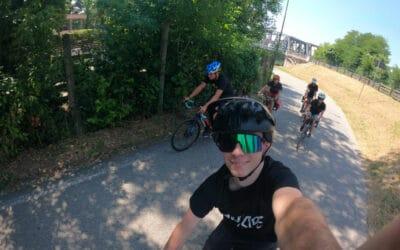 Bike Exploring 2021: da Milano all'Isola d'Elba under 18
